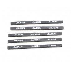 Align T-REX Hook & Loop Fastening Strap (8x140mm)