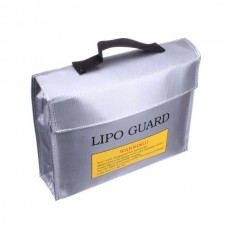 Fireproof Explosion Proof LiPo Safe Bag 240x65x180mm
