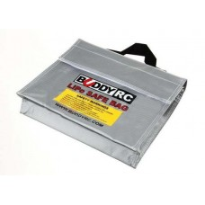 Fireproof Explosion Proof LiPo Safe Carrying Bag 241x178x64mm