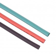 Heat Shrink Tubing 4mm Red - Black - Green