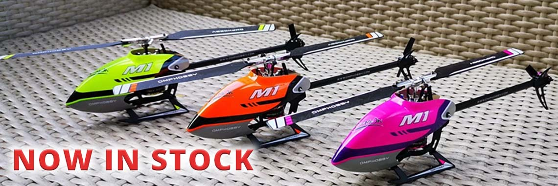 M1 Now In Stock