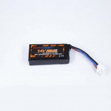 OMPHOBBY M1 50C 7.4V 2S 350mAh LiPo Battery for M1 Helicopter