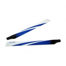 Align T-REX 425 Carbon Fiber Blades - Blue