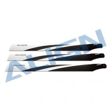 520 Carbon Fiber Three Blade Set
