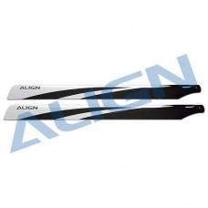 650 Carbon Fiber Blades