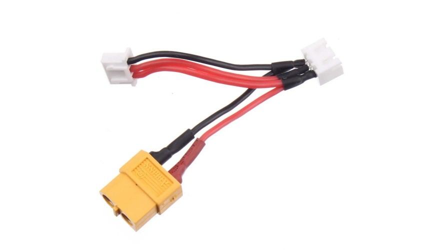 OMPHOBBY M1 Battery Charging Lead 2S XH Battery Charging Adapter