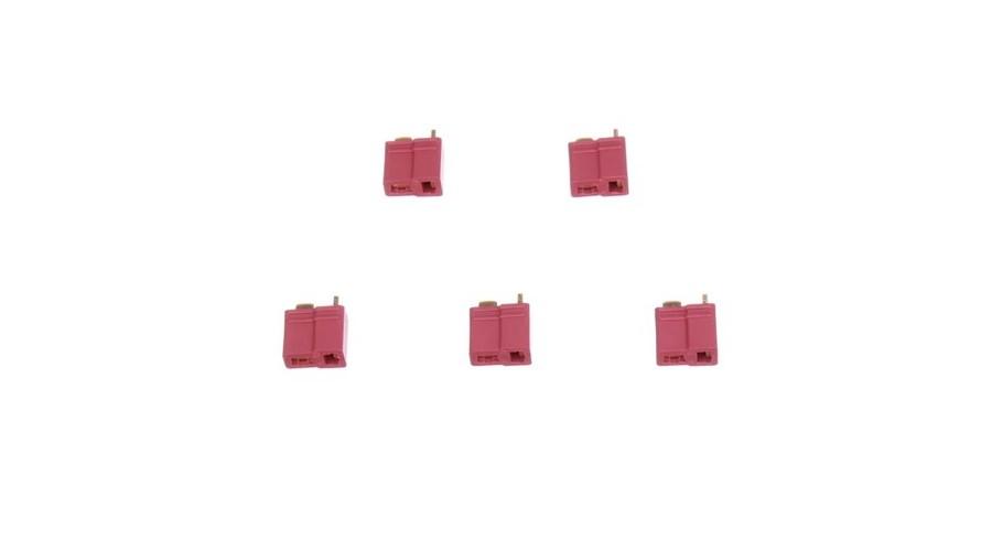 T Plug Connectors Female for Battery 5 Pieces EPB-9104
