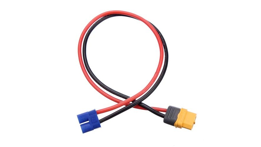 Charge Cable XT60 Female to EC3 Male