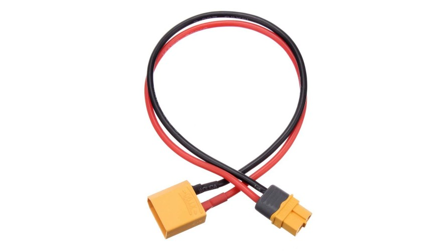 Charge Cable XT60 Female to XT90 Male EPB-9180
