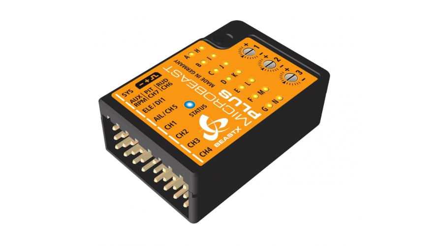 BeastX Microbeast Plus BXM76400