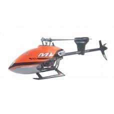 OMPHOBBY M1 RC Helicopter SFHSS Protocol - Orange