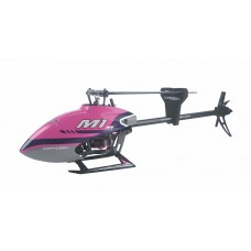 OMPHOBBY M1 RC Helicopter SFHSS Protocol - Purple