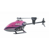 OMPHOBBY M1 RC Helicopter OMP Protocol - Purple