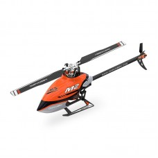 OMPHobby M2 V2 RC Helicopter - Orange