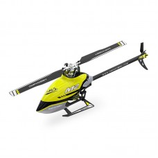 OMPHobby M2 V2 RC Helicopter - Yellow