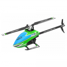 OMPHobby M2 RC Helicopter Explore (EXP) Version - Green