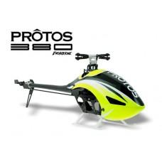 Protos 380 EVO Kit No Main Blades MSH41512