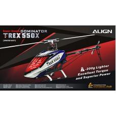Align T-REX 550X Super Combo