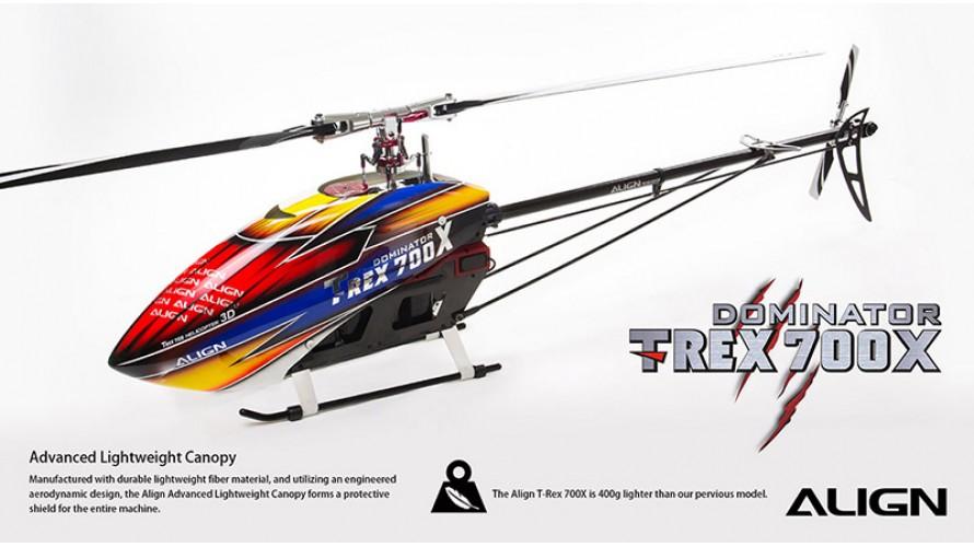 Align T-REX 700X Dominator Super Combo RH70E23X