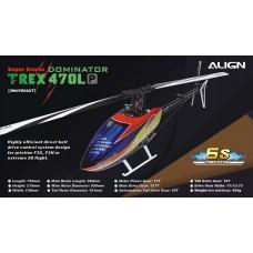 Align T-REX 470LP Super Combo Belt