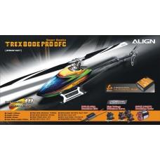 Align T-REX 800E Dominator PRO DFC Super Combo