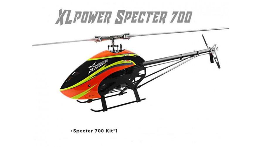 XLPower Specter 700 Kit Only XL70K01 XL70K01