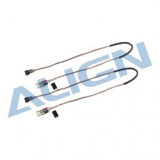 150X Tail Motor Wire Set
