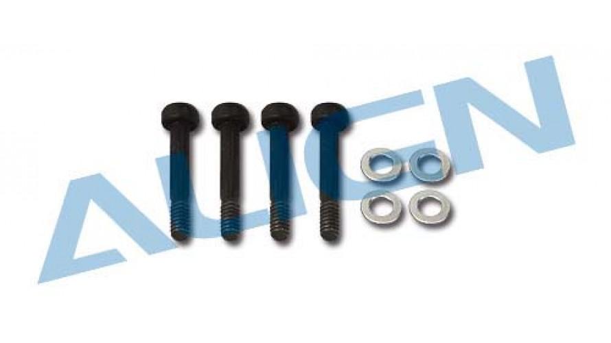 M2 Socket Collar Screw