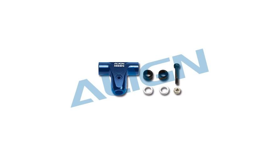450DFC Main Rotor Housing Set - Blue