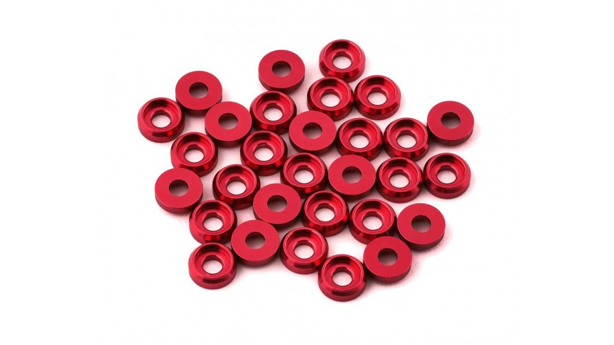 Align T-REX 470L M2.5 Special Washer - Red H47Z004XR
