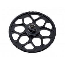 180T M0.6 Autorotation Tail Drive Gear Set - Black
