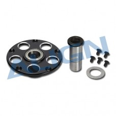 600XN Main Gear Case Set - Black