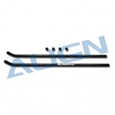 Align T-REX Skid Pipe - Black