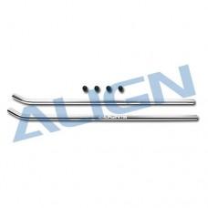 Align T-REX Skid Pipe - Silver
