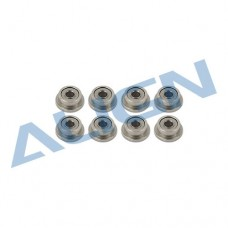 Bearing (F681XZZ) 1.5x4x5x2mm