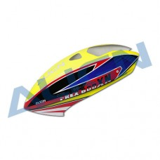 Align T-REX 600XN Painted Canopy - Yellow