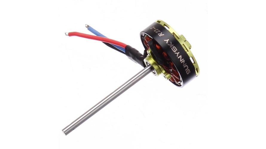 OMPHOBBY M1 Main Motor - Yellow OSHM1028