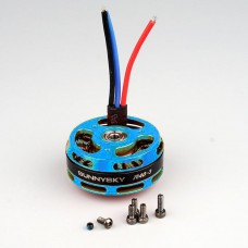 OMPHOBBY M2 Main Brushless Motor Blue