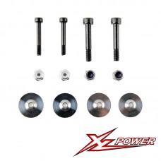 XL Rotor Holder Screw & Washer Set