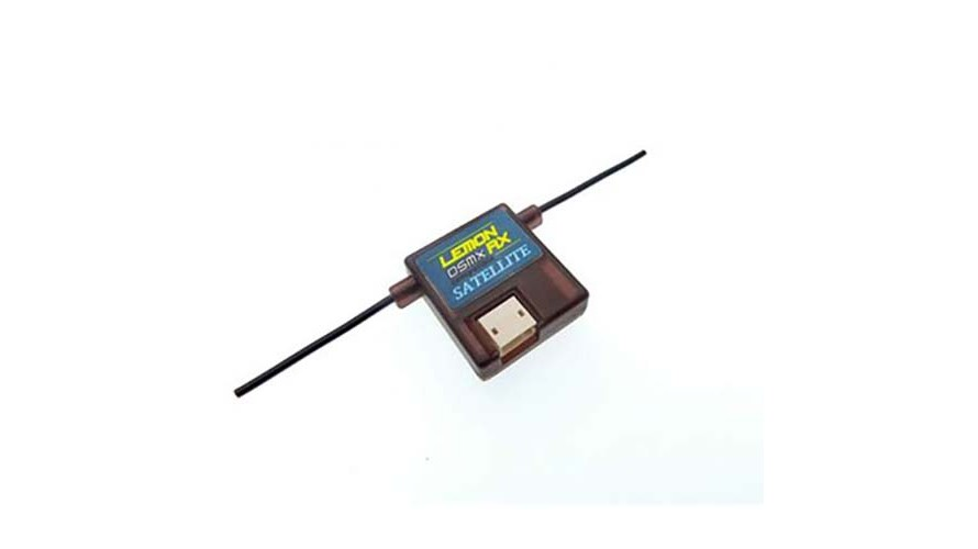 Lemon Rx Satellite DSMP Receiver DSMX Compatible