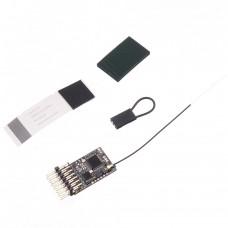 Lemon Rx 6 Channel Receiver DSM2 DSMX Compatible End Pin