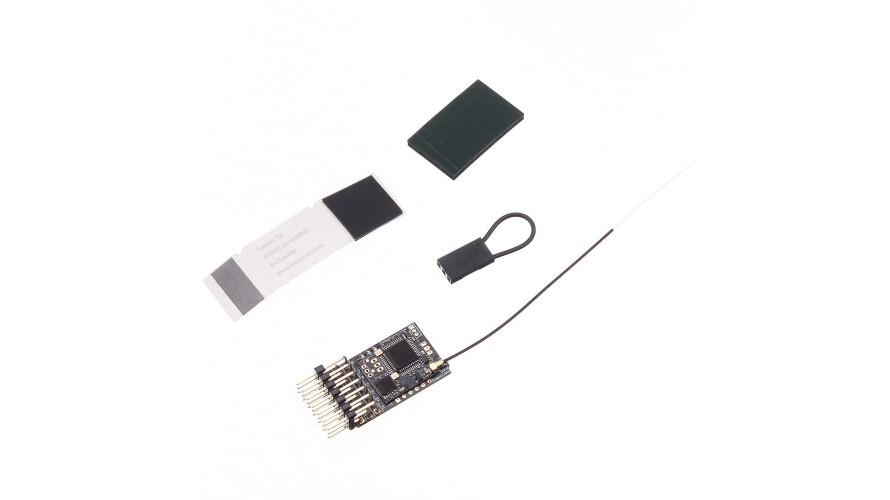 Lemon Rx 6 Channel Receiver DSM2 DSMX Compatible End Pin LM0021S