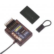 Lemon Rx Stabilizer 7 Channel DSMP Diversity Antenna DSMX Compatible End Pin