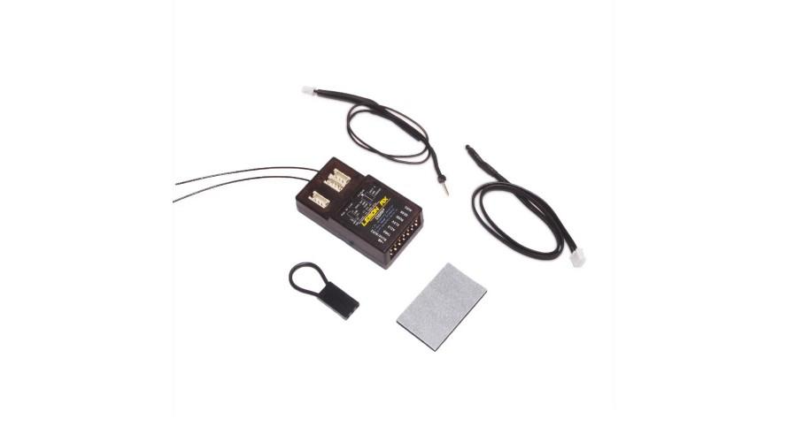 Lemon Rx DSMP 7 Channel Full-Range Telemetry Vario & Altitude - Energy Meter Optional LM0052U