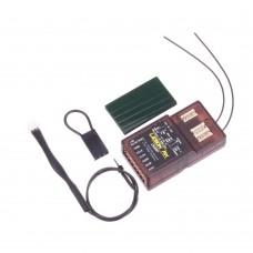 Lemon Rx 7 Channel Full-Range Telemetry Receiver DSMP DSMX Compatible (Energy Meter Optional)