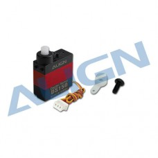 DS150 Digital Cyclic Servo Front