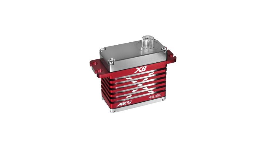MKS HBL850 Brushless High Speed Digital Cyclic Servo (High Voltage) MKS-HBL850