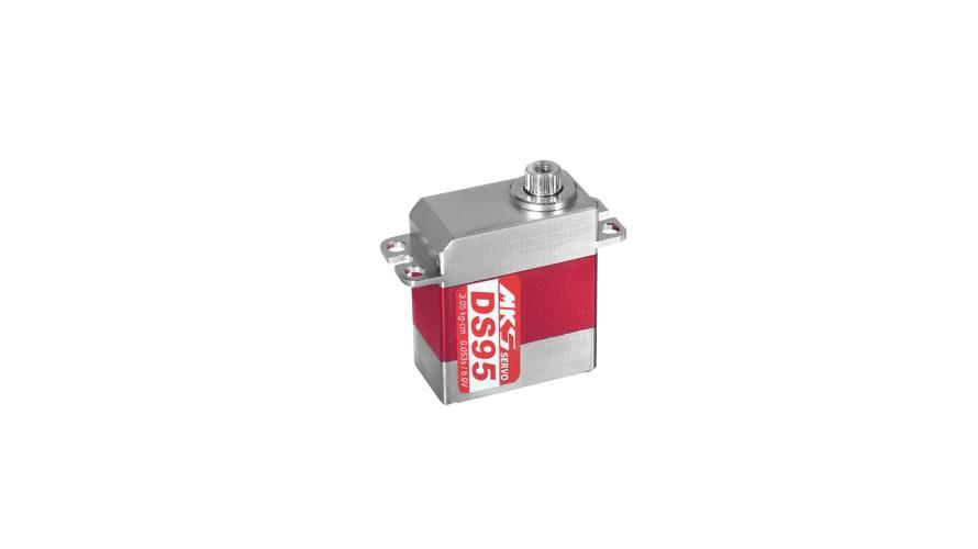 MKS HV95 Brushless High Speed Digital Cyclic Servo MKS-DS95
