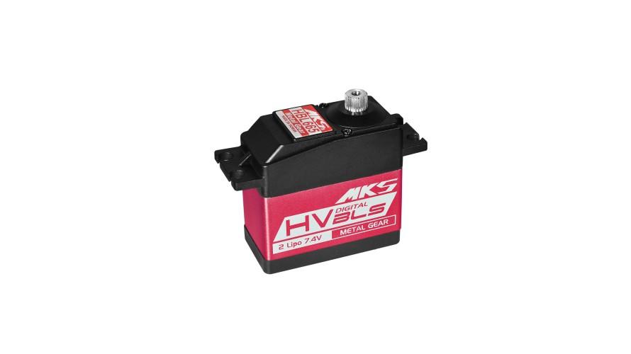 MKS HBL665 Brushless High Speed Digital Cyclic Servo (High Voltage) MKS-HBL665