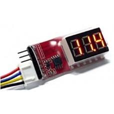 AOK Digital Battery Meter